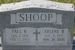 Paul Bruce Shoop