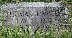 Thomas J McGee