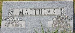 Lillie Mae Matthias