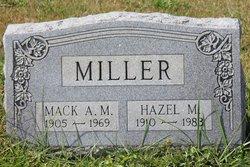 Hazel M <I>Flood</I> Miller