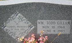 William Todd Gillam