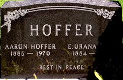 "Edith Urana ""Rene"" <I>Esch</I> Hoffer"