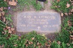 Jean M Atchison