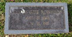 Lillian <I>Fite</I> Robinson