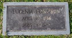 Eugenia Robinson
