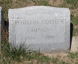 Helene <I>Curtis</I> Campagna