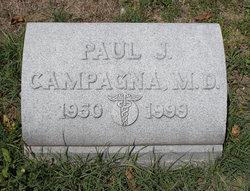 Dr Paul J Campagna