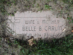 Belle B Carlin