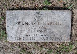 Francis L Carlin