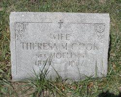 Theresa M Cook