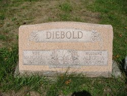 Albert A Diebold