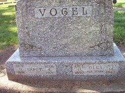 Olga <I>Stark</I> Vogel