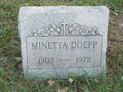Minetta Doepp