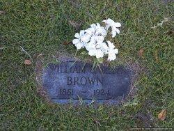 "William C ""Billy"" Brown"