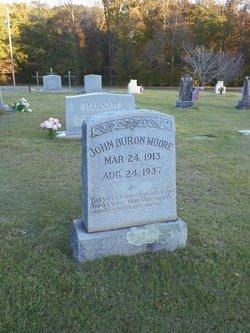 John Buron Moore