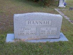 Lonzo Lafayette Hannah
