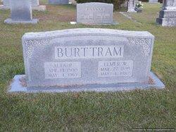 Elmer W Burttram