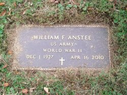"William Francis ""Bill"" Anstee"
