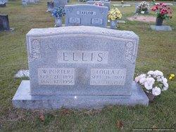 Loula Emma <I>Cleary</I> Ellis