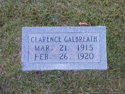 Clarence Galbreath
