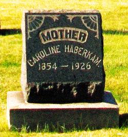 Caroline Haberkam