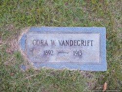 Cora W Vandergrift