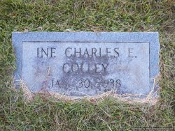 Charles E Colley