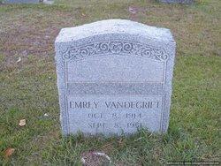 Willie Emery Vandergrift