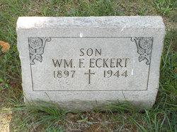 William F Eckert