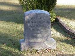 Nancy Indiana <I>Gill</I> Crawford