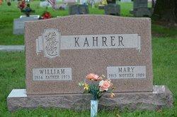 William Kahrer