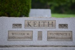 Florence Irene <I>Weidner</I> Keith