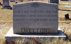 Ethel <I>Revell</I> Melton