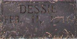 """Desoline """"Dessie"""" <I>Payne</I> Baggy"""