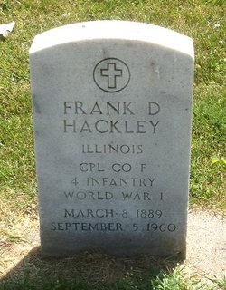 Frank D. Hackley