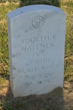 Adolph E. Haffner