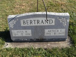 Anna M. <I>Onken</I> Bertrand