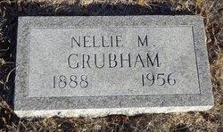 Nellie M Grubham