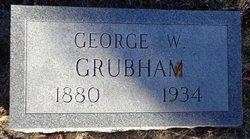 George W Grubham
