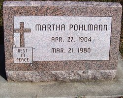 Martha Pohlmann