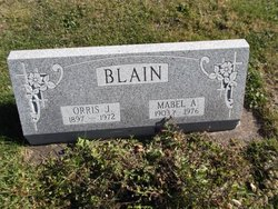 Oris J. Blain