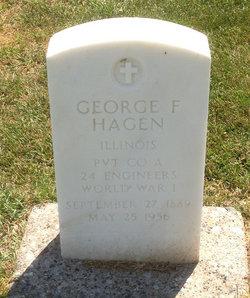 George F. Hagen