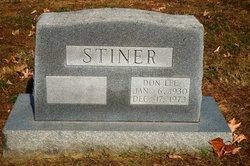 Don Lee Stiner