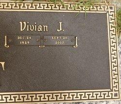 Vivian J <I>Bradford</I> Hodnett