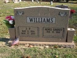 J P Williams