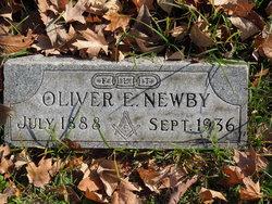 Oliver Eugene Newby