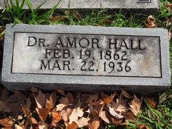 Dr. Amor Hall