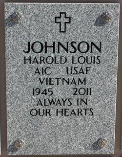 Harold Louis Johnson