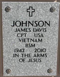 James Davis Johnson