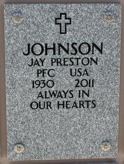 Jay Preston Johnson